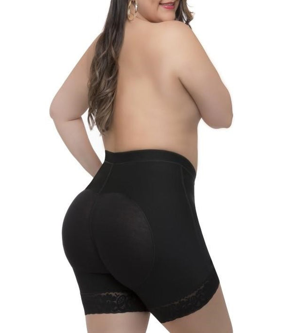 Plus Size Butt Padded Panties - Lift, Sculpt and Boost! - UptownFab™