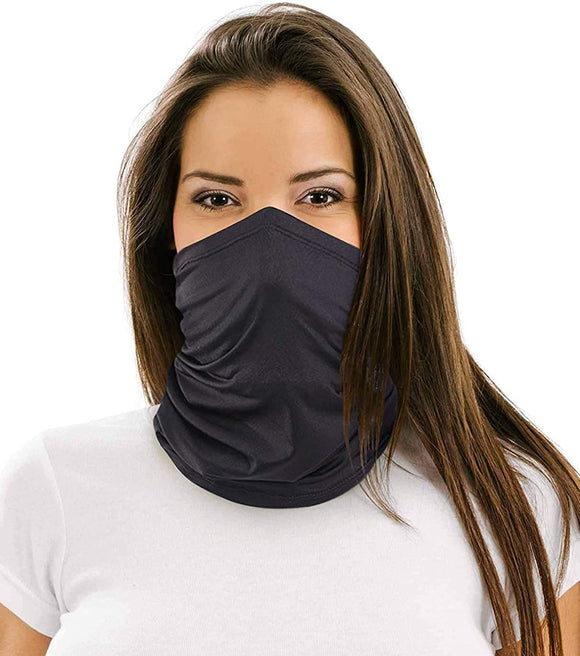 Face Cover Neck Gaiter - Seamless ~Breathable Fabric! - UptownFab™