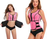 Full Upper Body Sauna Vest - Waist Trainer and Sauna Suit in ONE! - UptownFab™
