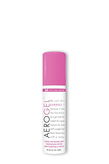 Aerogel Hair Finishing Spray