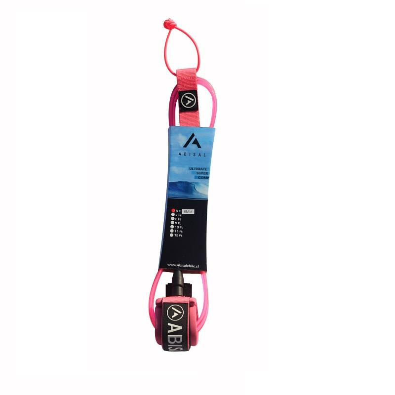 ABISAL LEASH SUPER ULTIMATE COMP 6FT
