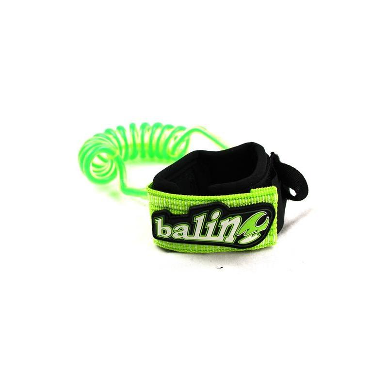 BALIN LEASH BODYBOARD DELUXE COIL