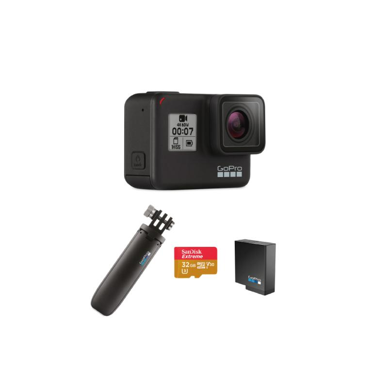 GOPRO HERO 7 HOLIDAY BUNDLE