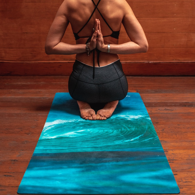 THAINDO YOGA MAT MAGIC WAVE
