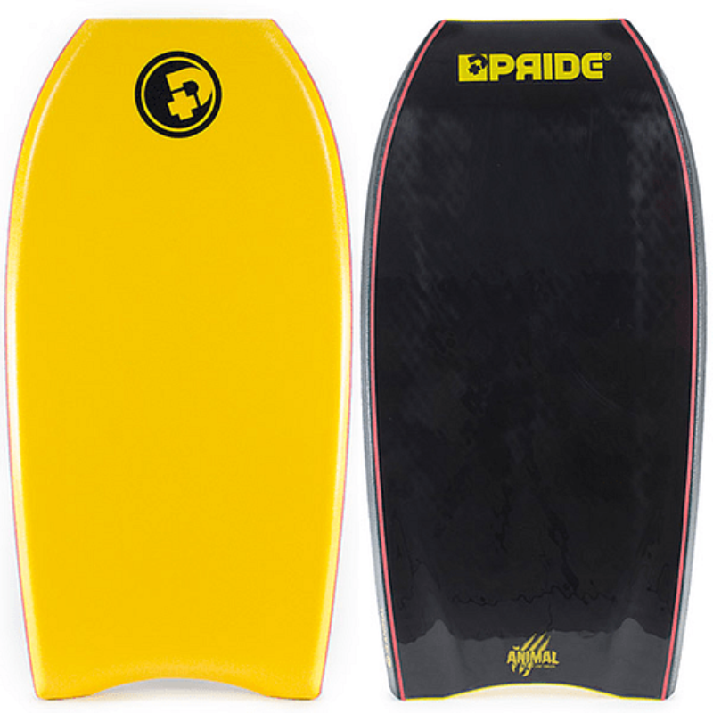 PRIDE BODYBOARD THE ANIMAL HD LEWY FINNEGAN