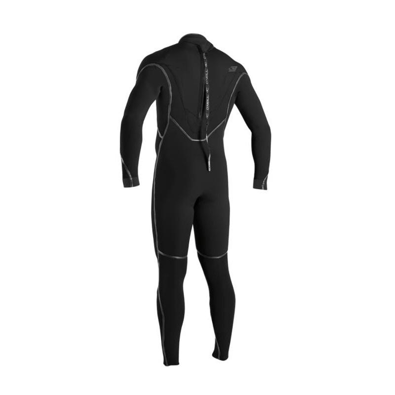 ONEILL PSYCHO ONE 32 BACK ZIP