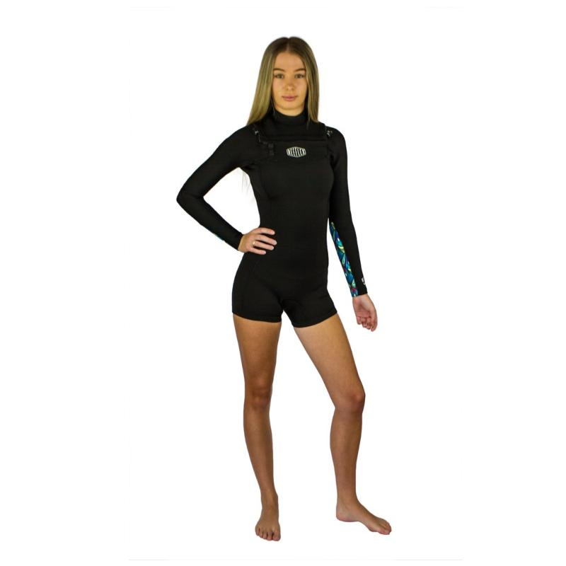 REEFLEX INDIANA SHORTY 22 CHEST ZIP LS SPRING 2018