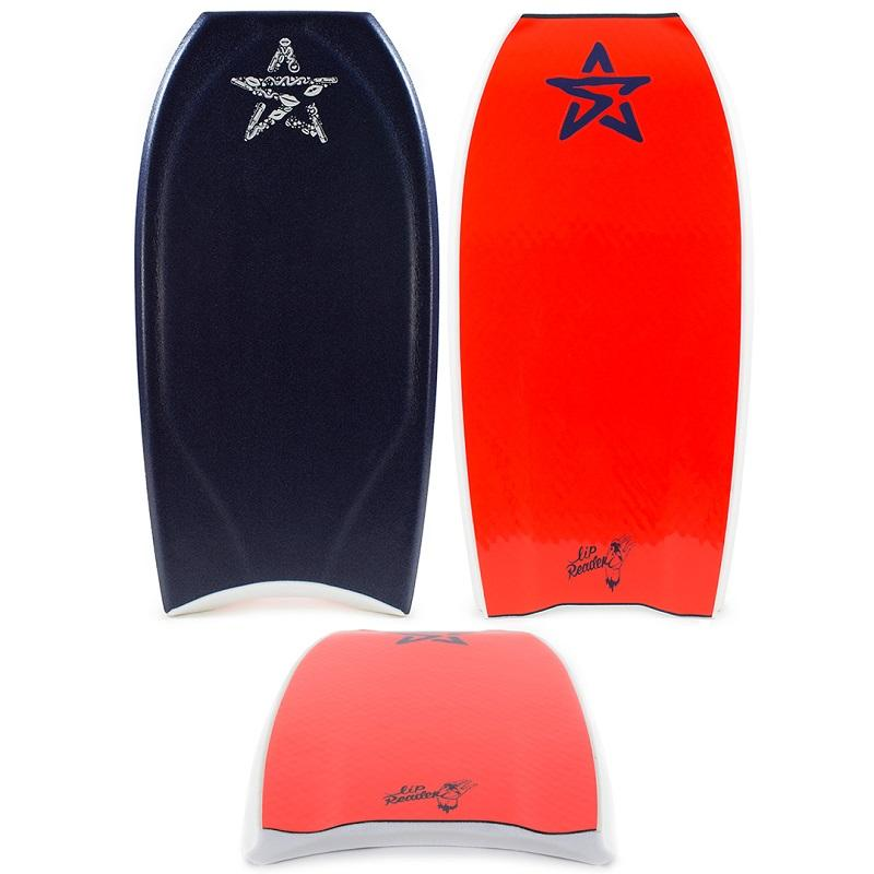 STEALTH BODYBOARD LIP READER TRAX 2021