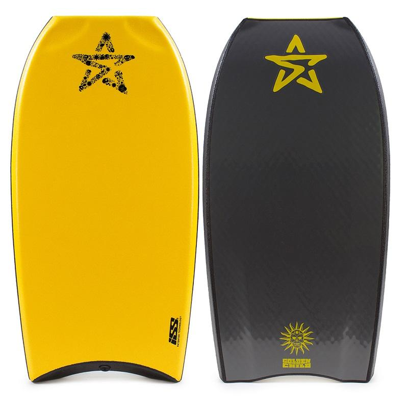STEALTH BODYBOARD GOLDEN CHILD ISS 2021