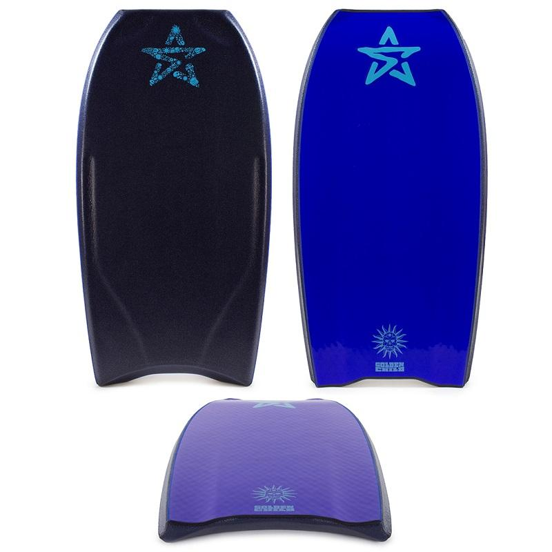 STEALTH BODYBOARD GOLDEN CHILD TRAX 2021