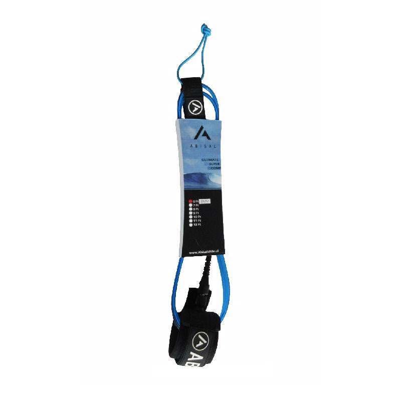 ABISAL LEASH SUPER ULTIMATE COMP 8FT