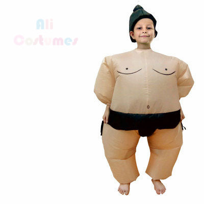 ... Sumo Wrestler Inflatable Costume For Adults u0026 Kids ...  sc 1 st  AliCostumes.com & Sumo Wrestler Inflatable Costume For Adults Kids Air blown Sumo ...