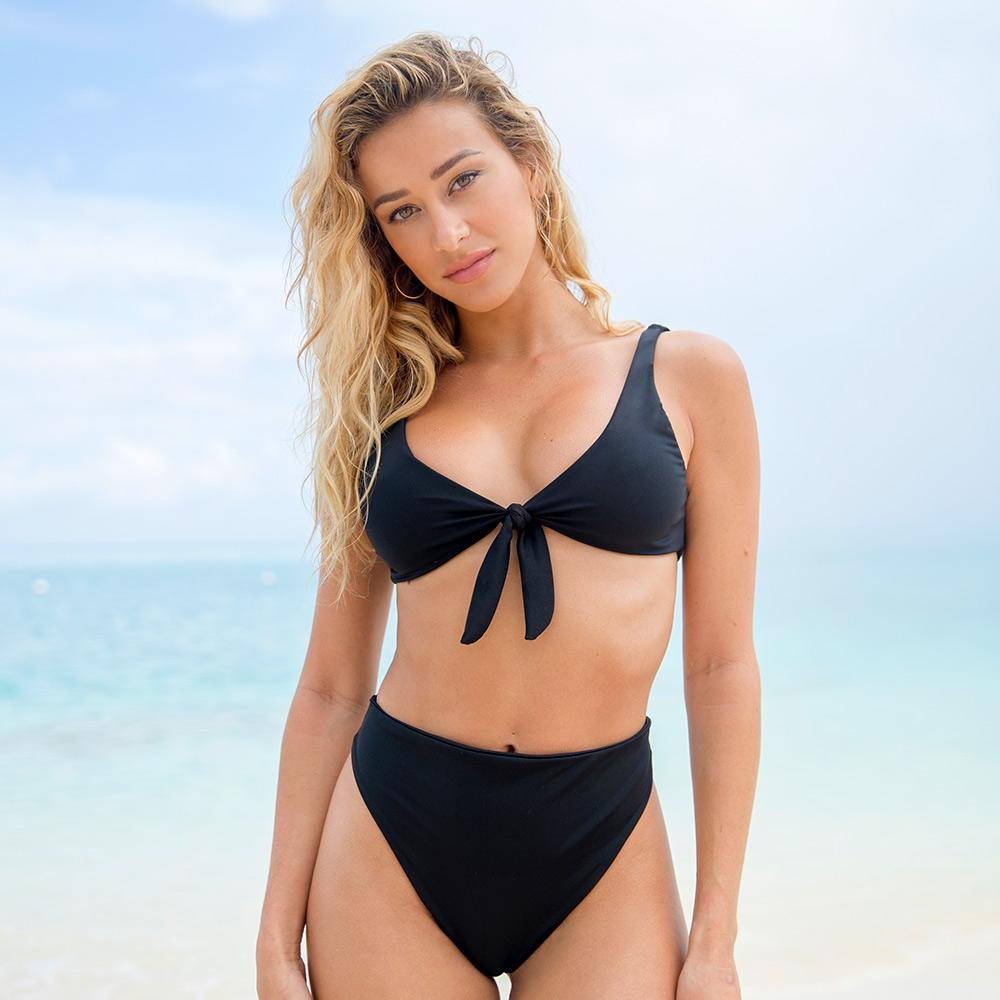 Cherí Swim - Castaway - Black Top