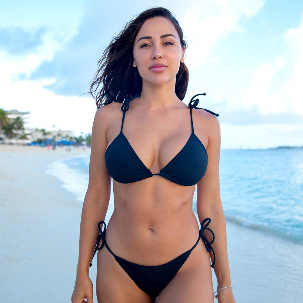 Cherí Swim - Abaco - Black Top