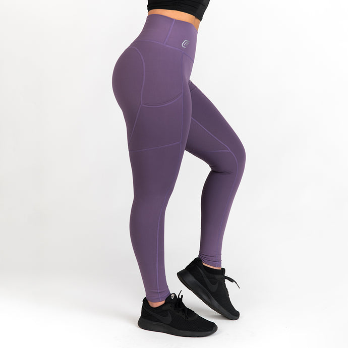 Flex Purple Leggings