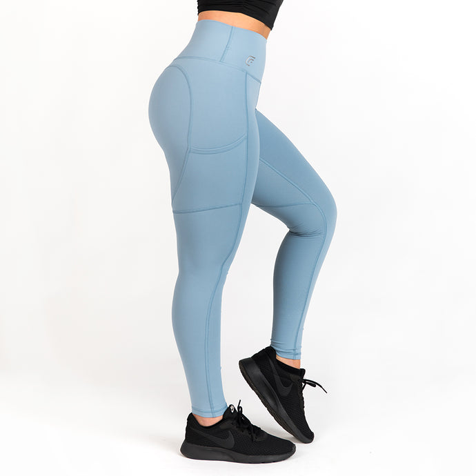 Flex Blue Leggings