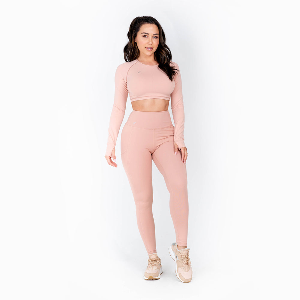Flex Pink Legging