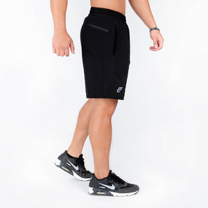 Load image into Gallery viewer, Men's Black Tech Shorts