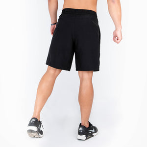 Black Tech Shorts