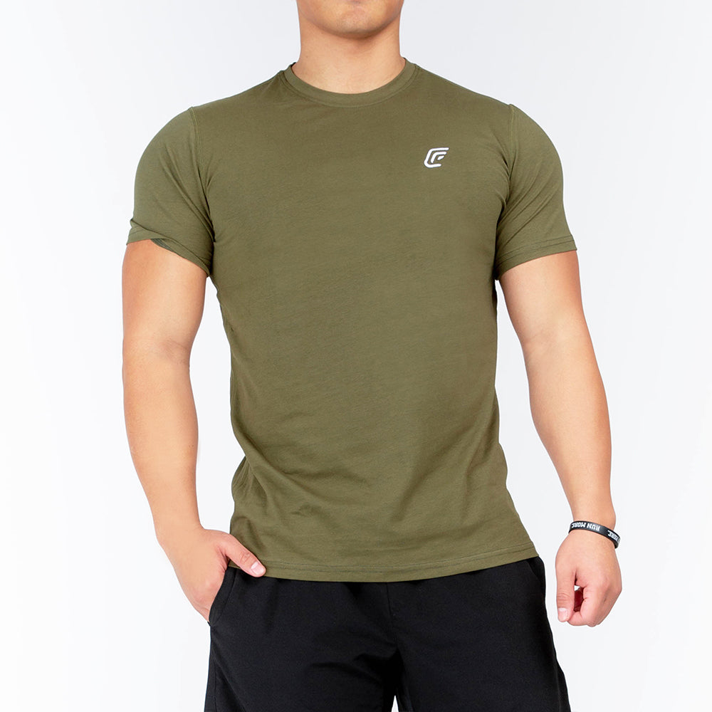 Load image into Gallery viewer, Men's Army Tee