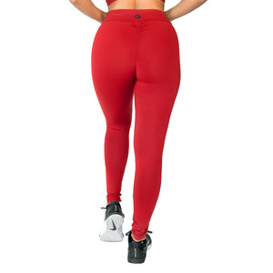 Scrunch Ruby Leggings