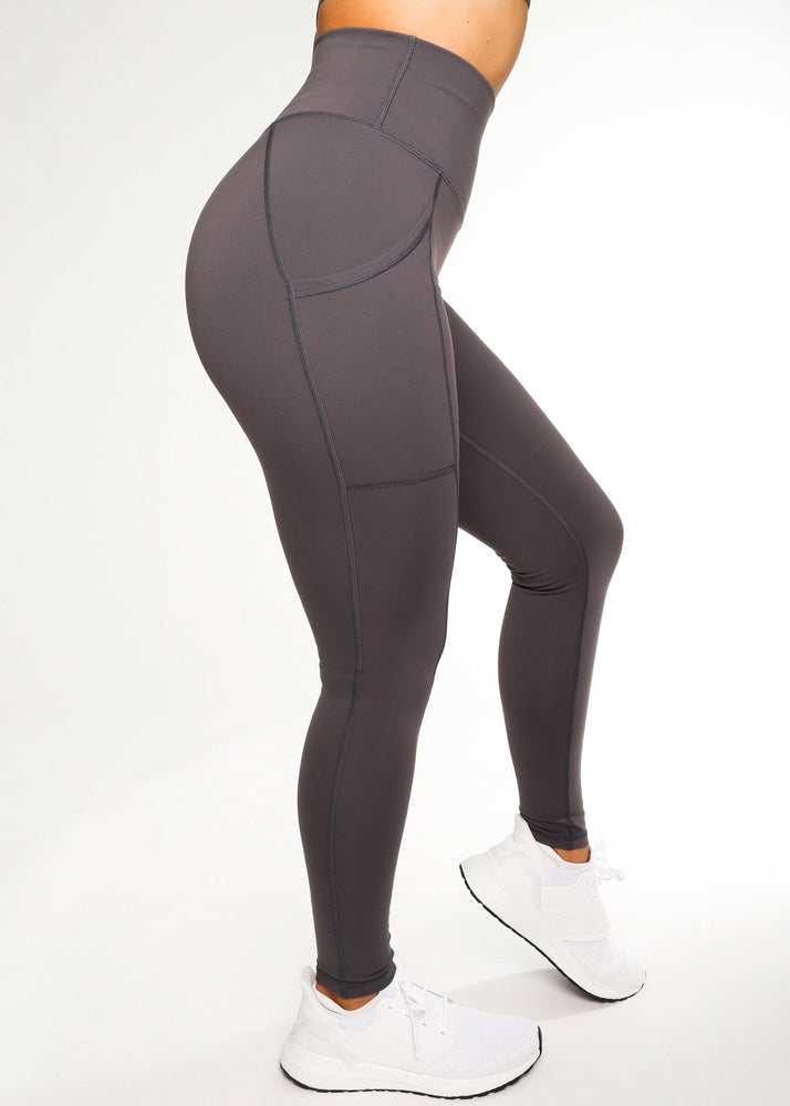 Aero Gray Legging