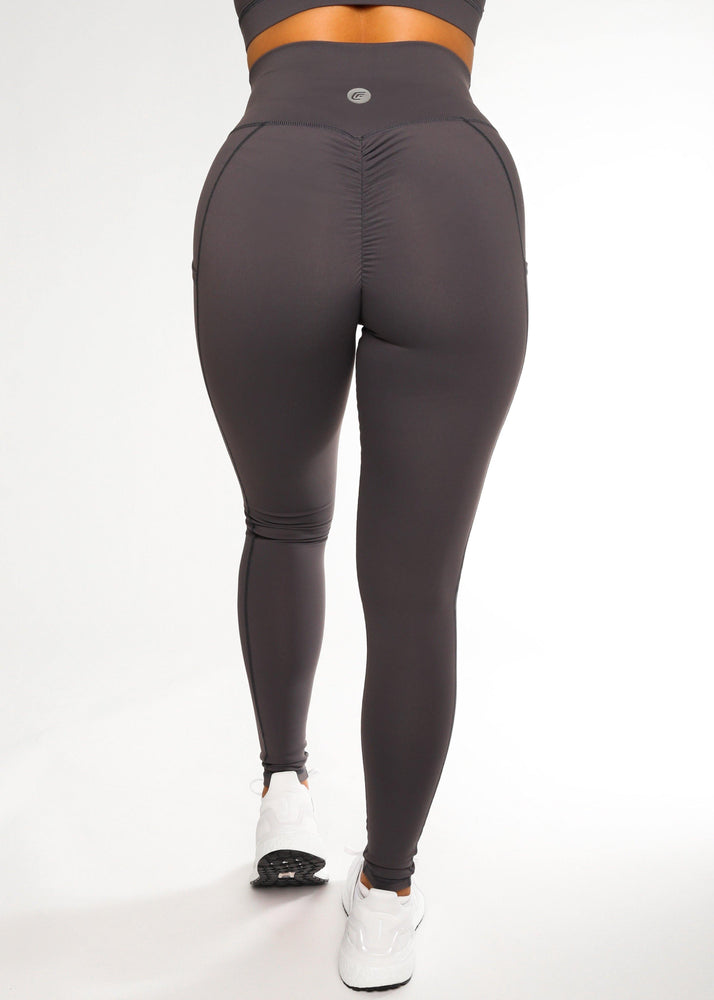 Load image into Gallery viewer, Aero Gray Legging