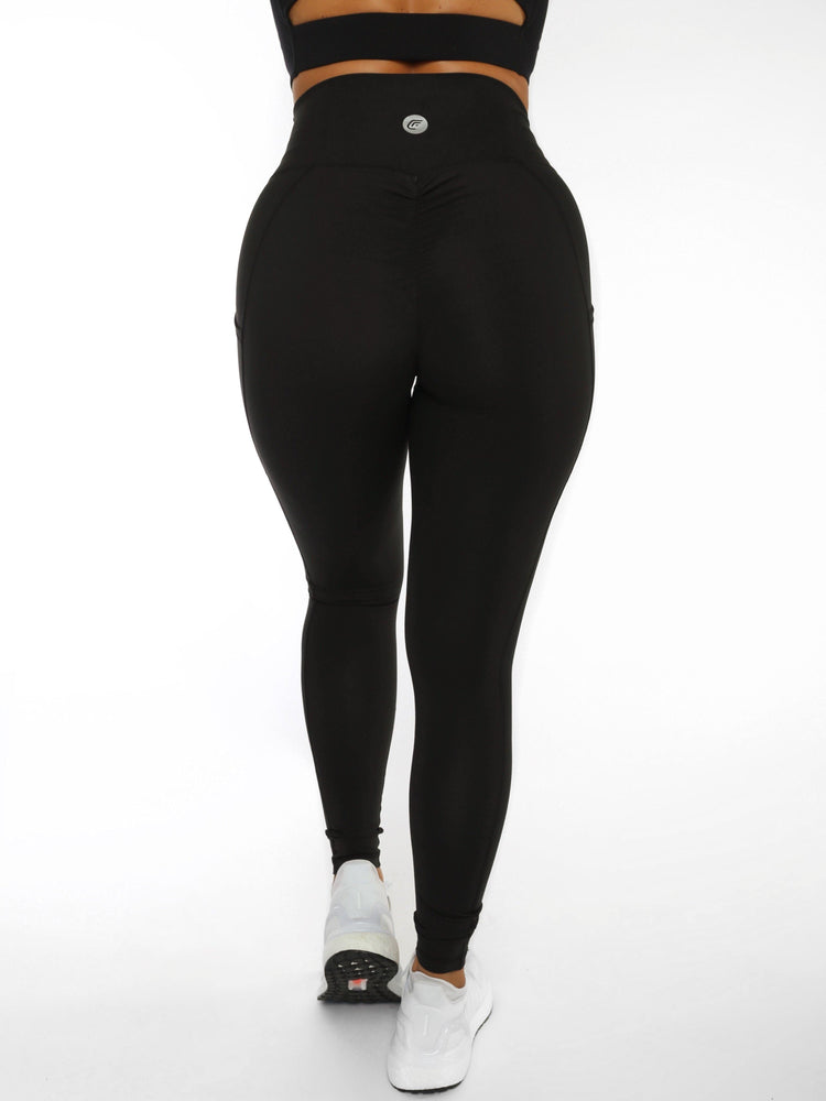 Load image into Gallery viewer, Aero Black Leggings