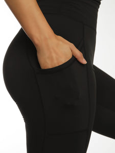 Aero Black Leggings