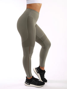 Elite Sage Leggings