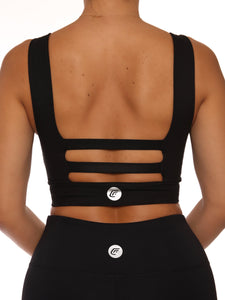 Black Tie Sports Bra