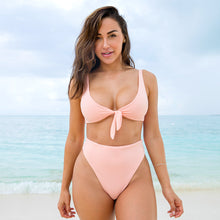 Cherí Swim - Castaway - Blush Top