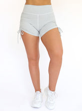 Oyster Hermosa Scrunch Shorts
