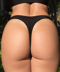Cherí Swim - Mayan - Noir Bottom