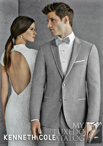 Grey Tuxedos
