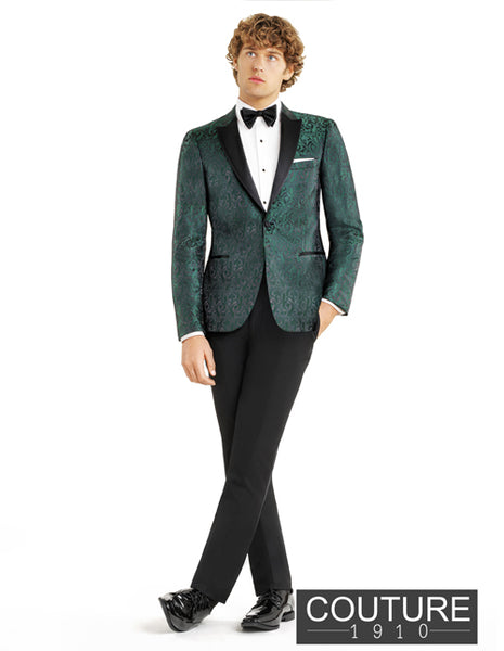 Paisley Tux Collection