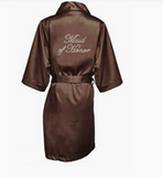 Maid of Honor Robe