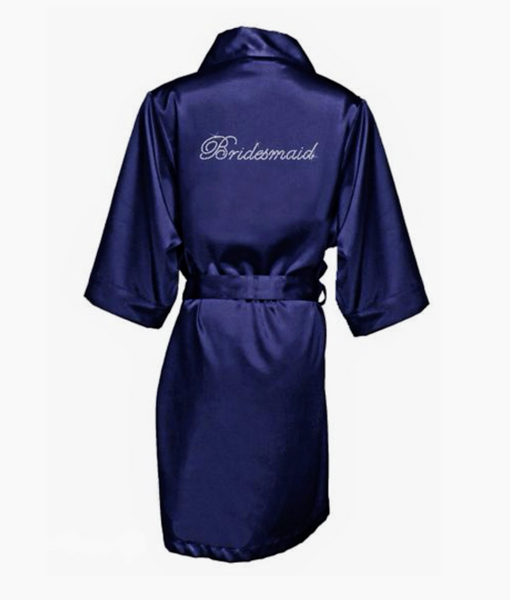 Bridesmaid Robe