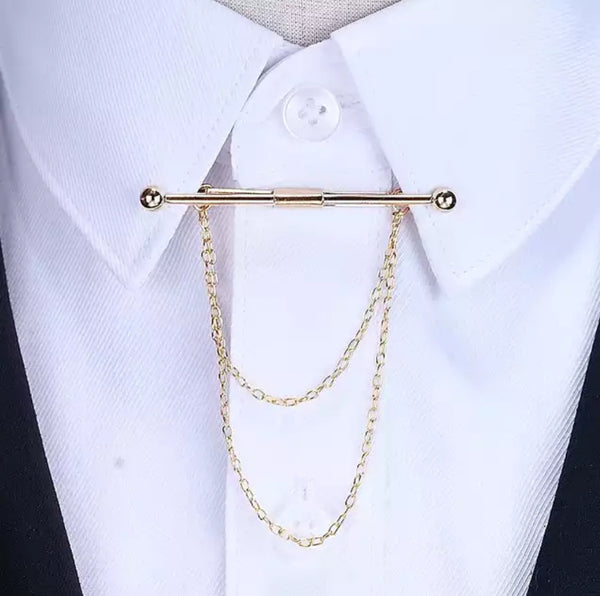 Bar Collar Pin
