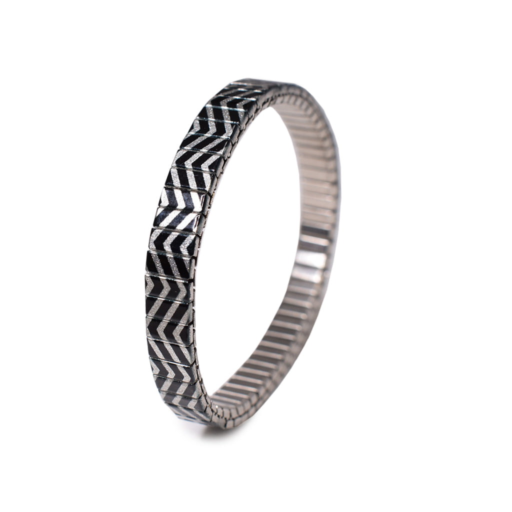 Zig Zag Metallic 6mm Ultra Slim