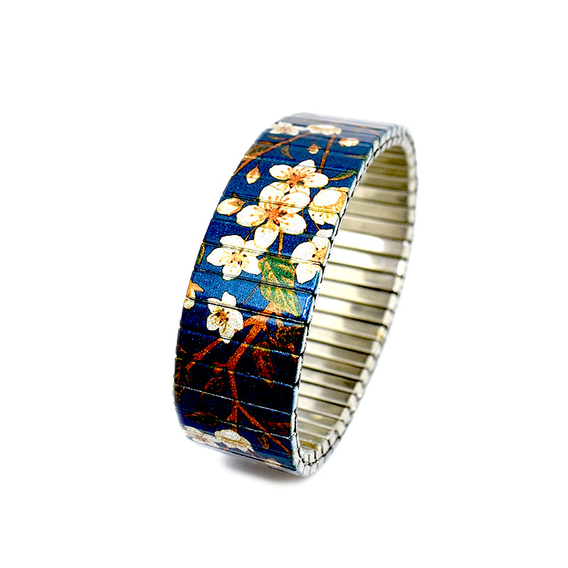 Almandine Metallic - Meet me in the Garden at Midnight by Banded Berlin Bracelets