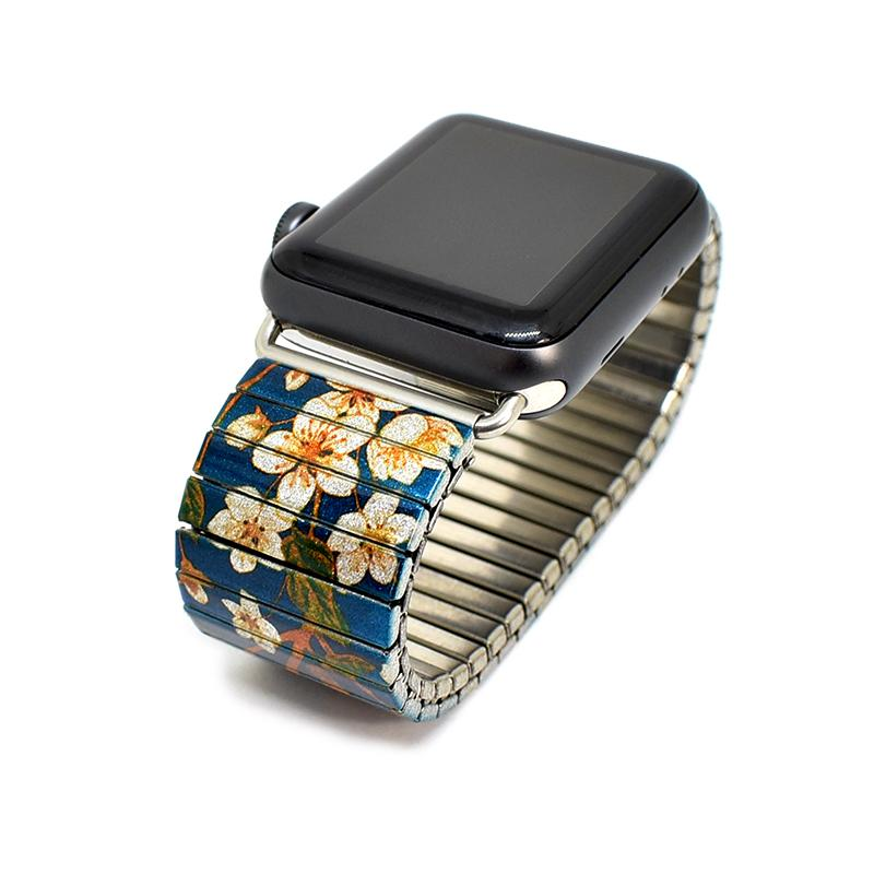 Meet Me in the Garden by Banded Berlin for the Apple Watch
