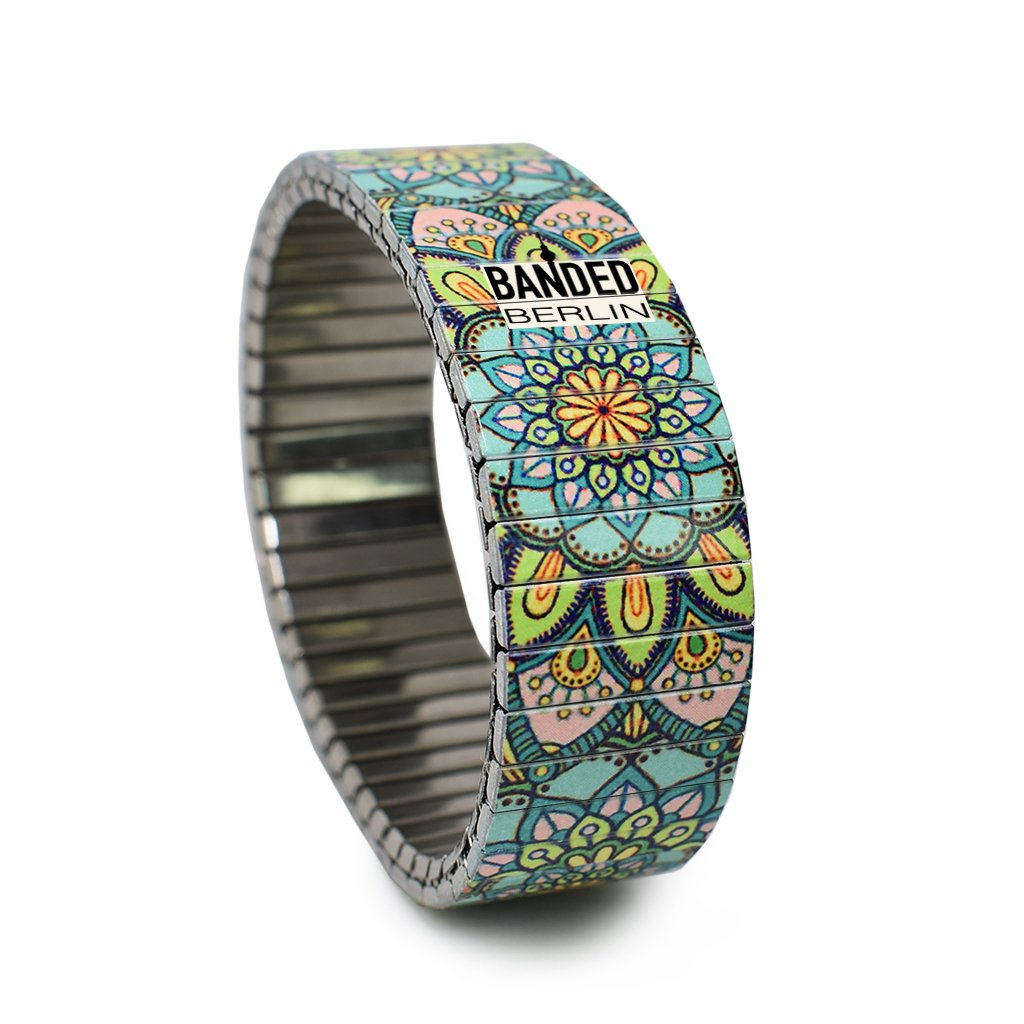 Bali Yucatanensis - Passiflora 18mm by Banded Bracelets