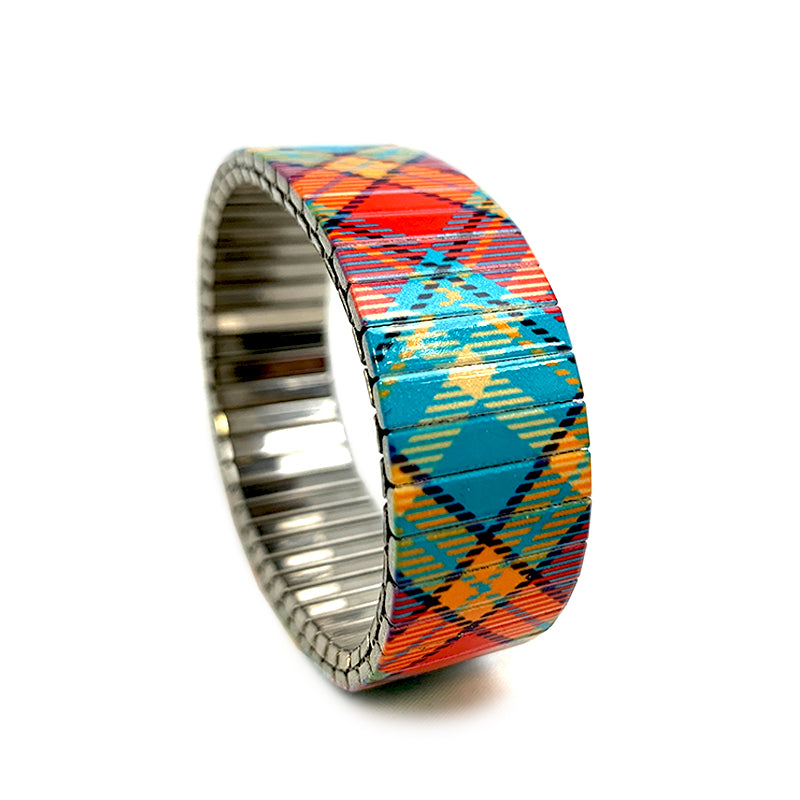 Tartan- Sacrow Sea From Banded Berlin's 2020 Tartan collection.
