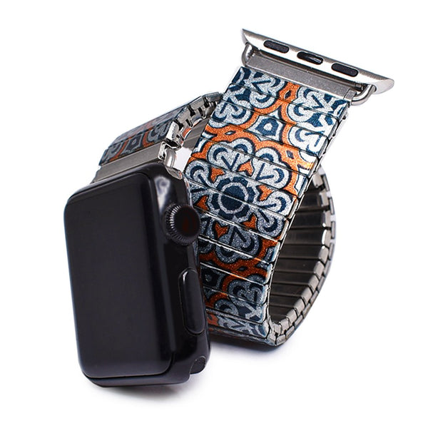 Metropolis-Spiegelsaal- Apple watch band by Banded