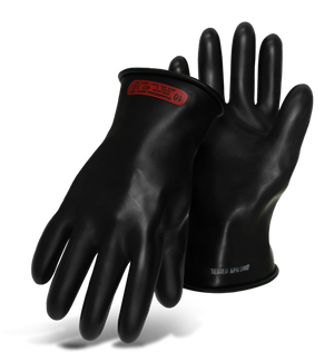 GUARDIAN RUBBER ELECTRICAL GLOVE 0 RATED