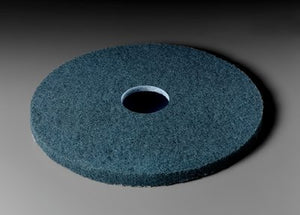3M Blue Cleaner Pad 5300, 17 in, 5/case