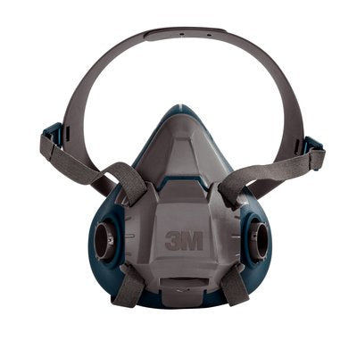 3M Rugged Comfort Half Facepiece 6500 Series