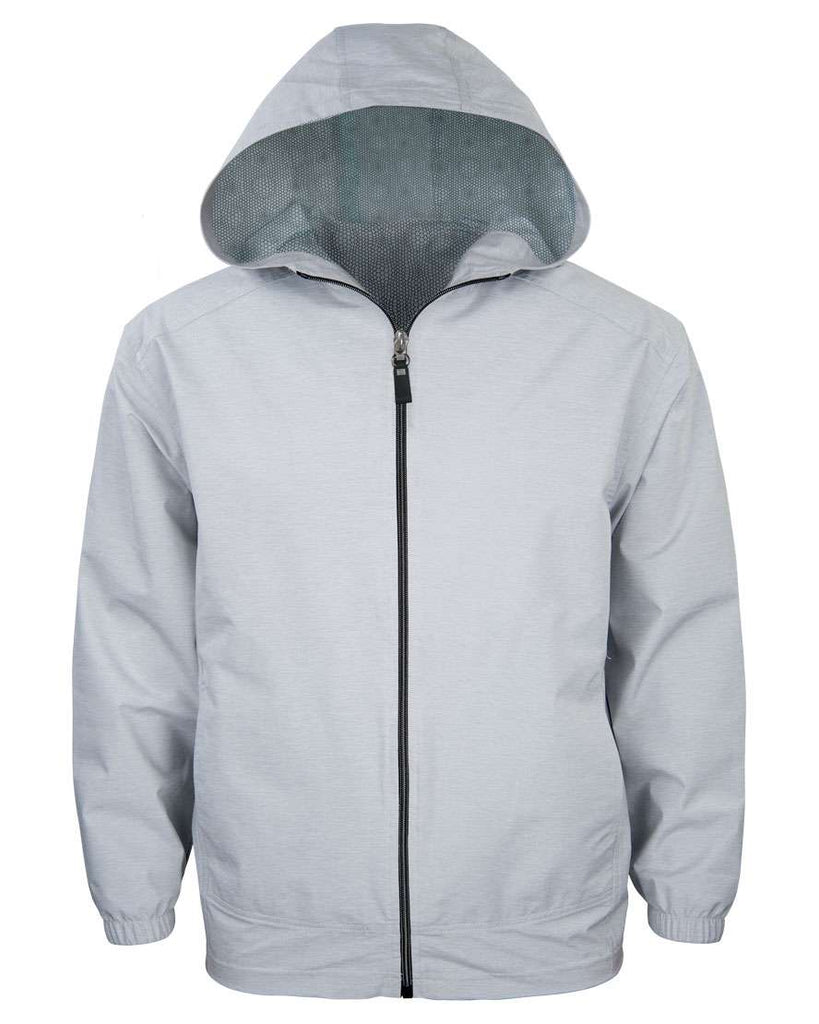 WBK Men's Full Zip Wind Jacket