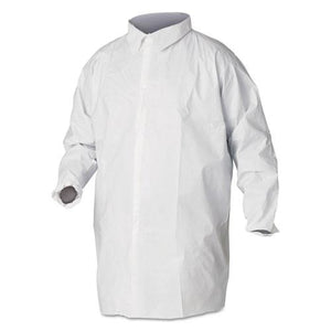 KLEENGUARD™ A40 LIQUID & PARTICLE PROTECTION LAB COATS